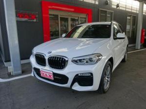 BMW X3 xDrive 20d Mスポーツ 純正ナビ フルセグ トップビューカメラ スマートキー アダプティブクルーズ パワーシート シートヒーター パワーゲート ドライブレコーダー ETC LED 純正アルミ ハーフレザーシート