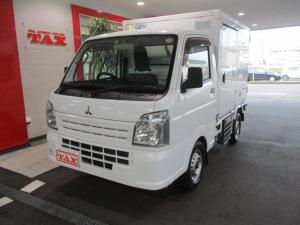 三菱 ミニキャブトラック M 冷凍冷蔵-5℃ エアコン パワステ エアバック ラジオ