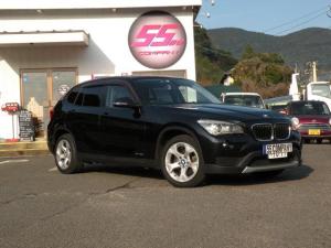 BMW X1 sDrive 20i ワンオーナー HDDナビ フルセグTV