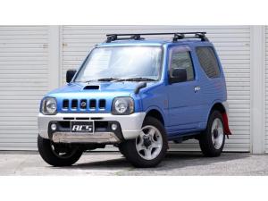 スズキ ジムニー XC 4WD オートマ LEDヘッドライト ルーフキャリア ETC マッドフラップ CD