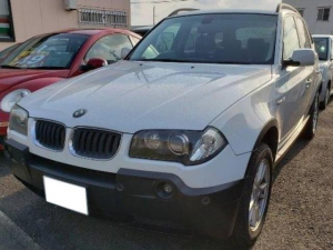 BMW X3 25thアニバーサリーエディション 4WD HDDナビ