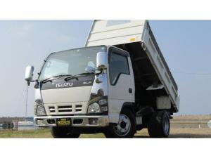 いすゞ エルフトラック 3tダンプ 高床 コボレーン 荷台塗装済