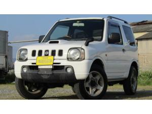 スズキ ジムニー XC  4WD 社外デッキCD AUX ハンドル アルミ