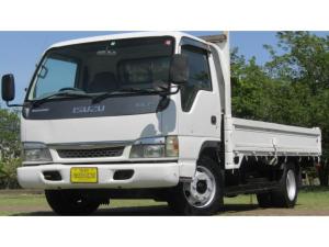 いすゞ エルフトラック ワイドロング 平ボディー 積載量3250kg