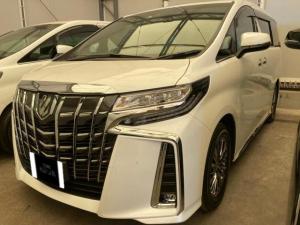 トヨタ アルファード 3.5エグゼクティブラウンジS 両側電スラ 白革シート