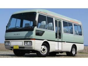 三菱ふそう ローザ  マイクロバス 26人乗り 自動ドア 5MT