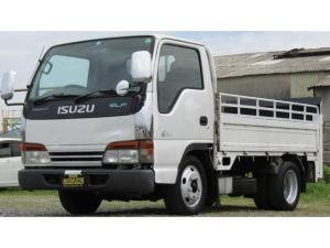 いすゞ エルフトラック  4.3ディーゼル 低床 極東製パワーゲート付