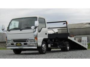 日産 アトラストラック  5.0ディーゼル超ロングセルフローダー 花見台製 ラジコン付