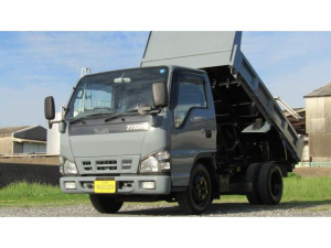マツダ タイタントラック 4.8ディーゼルダンプ 全塗装 いすゞエンジン
