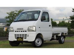 スズキ キャリイトラック KA エアコン 4WD 3方開