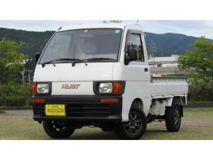 ダイハツ ハイゼットトラック STD 4WD ワタナベアルミ エアコン