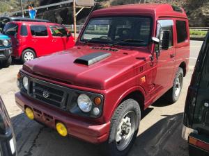 スズキ ジムニー YC パノラミックルーフ 5速MT 4WD ターボ CD