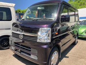 マツダ スクラムワゴン PXターボ 保証付 両側スライドドア エアコン パワステ パワーウィンドウ 運転手席エアバッグ キーレス 電動格納ミラー CD再生 ミュージックプレイヤー