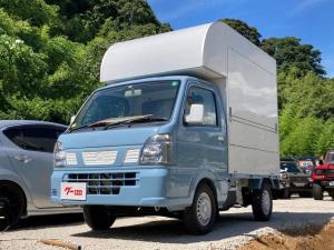 日産 NT100クリッパートラック DX キッチンカー 移動販売車