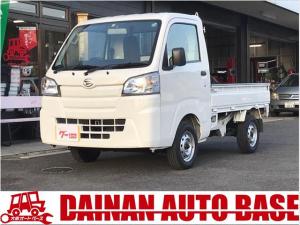 ダイハツ ハイゼットトラック  4WD AC ナビ オーディオ付 オートマ