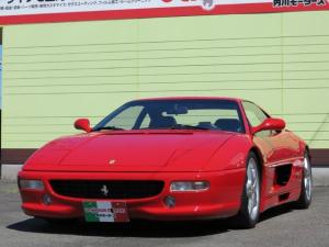 フェラーリ 355F1 ベルリネッタ 左ハンドル ディーラー車 フル装備 F1マチック リアチャレンジグリル クライスジークマフラー/F1サウンド バルブトロニック エキゾーストシステム