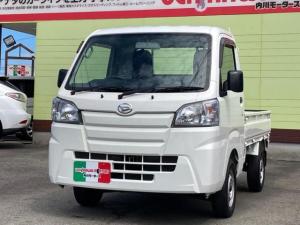ダイハツ ハイゼットトラック スタンダード 4WD エアコン パワーステアリング オートマ 三方開 最大積載量350kg