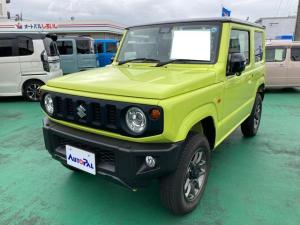 スズキ ジムニー XC 4WD 横滑り防止 衝突安全ボディ シートヒーター デュアルブレーキサポート