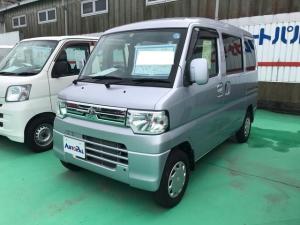 三菱 ミニキャブバン ブラボー 4WD AC MT 修復歴無 軽バン