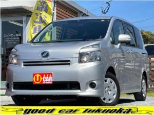 トヨタ ヴォクシー X 全国対応保証付き/ナビ/TV/バックカメラ/ユーザー買取車