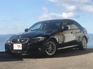 BMW 3シリーズ 320i 純正HDDナビ ETC バックカメラ フルセグTV HIDライト オートライト 純正アルミホイール スマートキー プッシュスタート パワーシート ディーラー車 右ハンドル 盗難防止システム