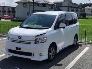 トヨタ ヴォクシー X Lエディション リアモニター ETC付き スマートキー
