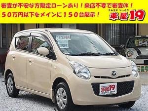 マツダ キャロル GS キーレス SDナビ 走行5.9万キロ