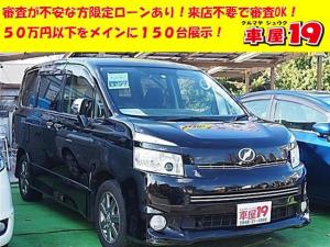 トヨタ ヴォクシー ZS 煌II 両側パワスラ HDDナビ Bカメラ 保証付