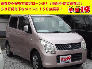 スズキ ワゴンR FX 車検.2年/キーレス/CD/電格ミラー