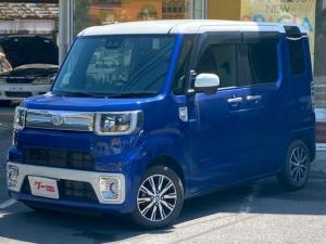 トヨタ ピクシスメガ Gターボ SAIII 社外AW 両側電動スライドドア ETC