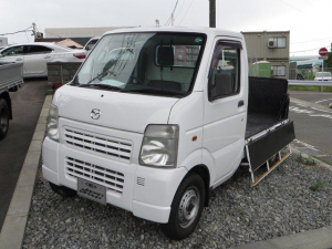 マツダ スクラムトラック KC 3方開 パワーゲート車