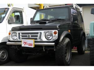 スズキ ジムニー XS 4WD オーディオ付 4名乗り ブラック