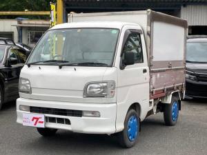 ダイハツ ハイゼットトラック エアコン・パワステ スペシャル AC AT 移動販売車