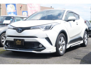 トヨタ C-HR S ナビ バックモニター TV オートエアコン スマートキー 純正17AW