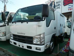 いすゞ エルフトラック 1.5t冷蔵冷凍車 -5℃ 両側サイドドア