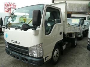 いすゞ エルフトラック 2t強化ダンプ 問No.680