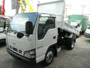 日産 アトラストラック 2tダンプ スムーサー5速