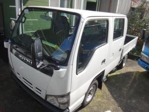 いすゞ エルフトラック 1.15t Wキャブ リアWタイヤ