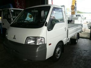 三菱 デリカトラック  850Kg積 リアWタイヤ
