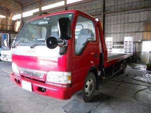 いすゞ エルフトラック  3t積載車 NOX PM適合 ウインチ ラジコン付 荷台内寸長さ570幅208 走行24,000キロ