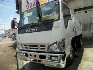 いすゞ エルフトラック  高所作業車 タダノAT-100TTE 電工仕様 作業高9.9m アワメーター760時間