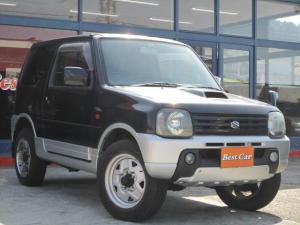 スズキ ジムニー ワイルドウインド 4WD タイミグチェーン車