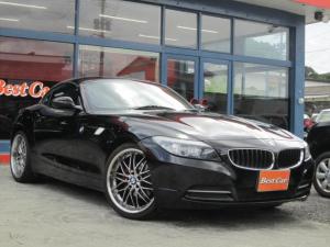 BMW Z4 sDrive23i ハイラインパッケージ 黒革シート 社外アルミ 社外マフラー 電動オープン