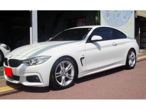 BMW 4シリーズ 420iクーペ Mスポーツ/ローダウン/Rスペーサー/