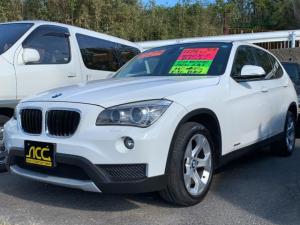 BMW X1 sDrive 18i 2.0DOHC 150Ps 6AT ナビ地デジ ETC バックモニター
