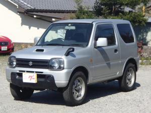 スズキ ジムニー XG メモリーナビ 地デジ キーレス 4WD 5速マニュアル