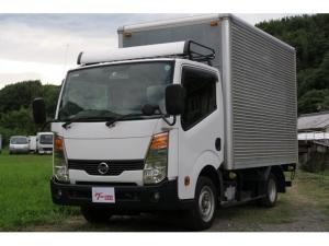 日産 アトラストラック  アルミパネルバン エアコン パワステ パワーウィンドウ エアバッグ キーレス 積載量1350KG
