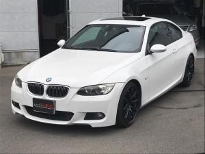 BMW 3シリーズ 320i Mスポーツパッケージ 6速マニュアル サンルーフ 19インチアルミホイール 左ハンドル 1オーナー HIDライト スマートキー