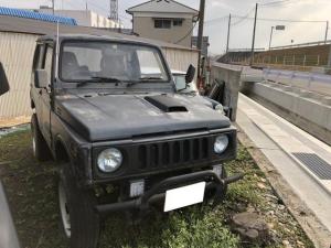 スズキ ジムニー HC 660 バン 4WD