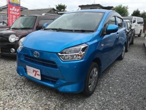トヨタ ピクシスエポック  CD 衝突被害軽減システム ブルー CVT AC